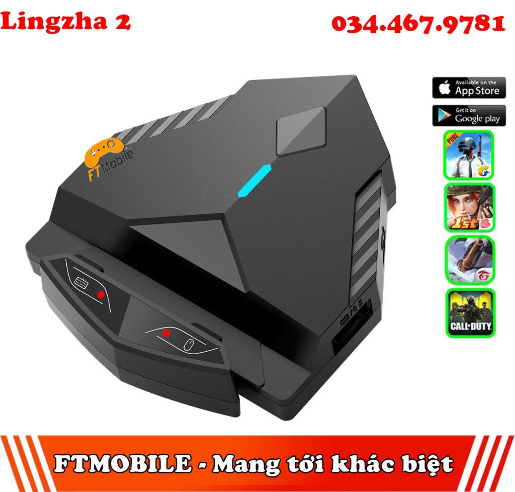 Lingzha 2 bo chuyen doi choi game mobile