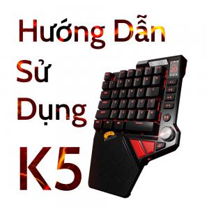 hướng dẫn sử dụng handjoy k5